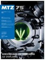MTZ - Motortechnische Zeitschrift 5/2014