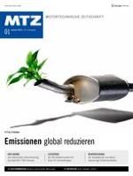 MTZ - Motortechnische Zeitschrift 1/2015