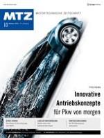 MTZ - Motortechnische Zeitschrift 10/2015