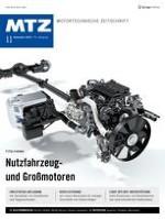 MTZ - Motortechnische Zeitschrift 11/2015
