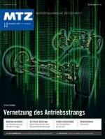 MTZ - Motortechnische Zeitschrift 12/2015