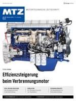MTZ - Motortechnische Zeitschrift 2/2015