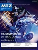 MTZ - Motortechnische Zeitschrift 4/2015
