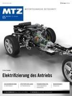 MTZ - Motortechnische Zeitschrift 5/2015