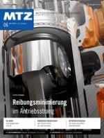 MTZ - Motortechnische Zeitschrift 6/2015