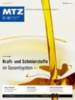 MTZ - Motortechnische Zeitschrift 7-8/2015