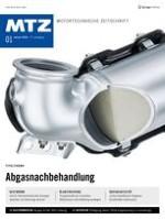 MTZ - Motortechnische Zeitschrift 1/2016