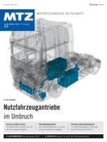 MTZ - Motortechnische Zeitschrift 10/2016