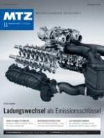 MTZ - Motortechnische Zeitschrift 11/2016