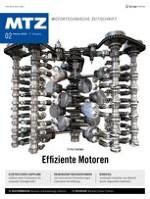 MTZ - Motortechnische Zeitschrift 2/2016