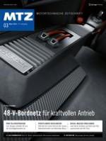 MTZ - Motortechnische Zeitschrift 3/2016