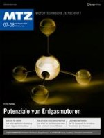 MTZ - Motortechnische Zeitschrift 7-8/2016