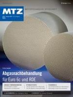 MTZ - Motortechnische Zeitschrift 1/2017
