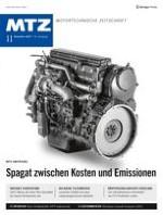 MTZ - Motortechnische Zeitschrift 11/2017