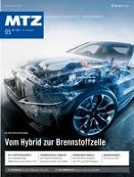 MTZ - Motortechnische Zeitschrift 5/2017