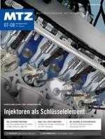 MTZ - Motortechnische Zeitschrift 7-8/2017