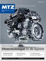 MTZ - Motortechnische Zeitschrift 9/2017