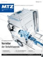 MTZ - Motortechnische Zeitschrift 10/2018