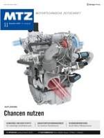 MTZ - Motortechnische Zeitschrift 11/2018