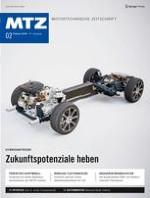 MTZ - Motortechnische Zeitschrift 2/2018