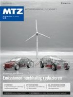 MTZ - Motortechnische Zeitschrift 3/2018