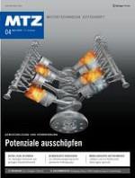 MTZ - Motortechnische Zeitschrift 4/2018