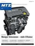 MTZ - Motortechnische Zeitschrift 5/2018