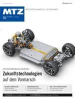 MTZ - Motortechnische Zeitschrift 6/2018