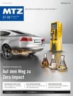 MTZ - Motortechnische Zeitschrift 7-8/2018