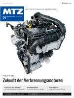 MTZ - Motortechnische Zeitschrift 9/2018