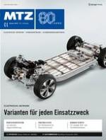 MTZ - Motortechnische Zeitschrift 1/2019