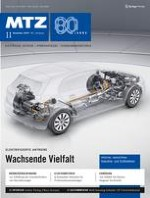 MTZ - Motortechnische Zeitschrift 11/2019