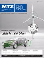 MTZ - Motortechnische Zeitschrift 5/2019