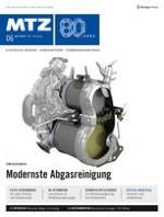 MTZ - Motortechnische Zeitschrift 6/2019