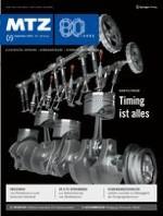 MTZ - Motortechnische Zeitschrift 9/2019