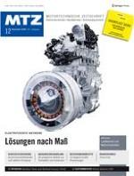 MTZ - Motortechnische Zeitschrift 12/2020