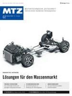 MTZ - Motortechnische Zeitschrift 2/2020