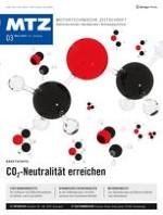MTZ - Motortechnische Zeitschrift 3/2020