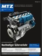 MTZ - Motortechnische Zeitschrift 5/2020