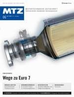 MTZ - Motortechnische Zeitschrift 6/2020