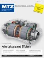 MTZ - Motortechnische Zeitschrift 7-8/2020