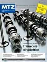 MTZ - Motortechnische Zeitschrift 9/2020