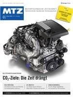 MTZ - Motortechnische Zeitschrift 1/2021