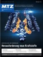MTZ - Motortechnische Zeitschrift 10/2021