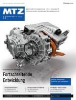 MTZ - Motortechnische Zeitschrift 11/2021