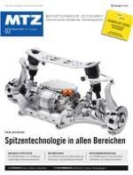 MTZ - Motortechnische Zeitschrift 2/2021