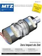 MTZ - Motortechnische Zeitschrift 3/2021