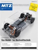 MTZ - Motortechnische Zeitschrift 4/2021