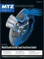 MTZ - Motortechnische Zeitschrift 7-8/2021