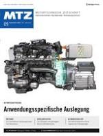 MTZ - Motortechnische Zeitschrift 9/2021